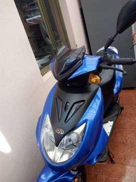 Se vende moto jailing como nueva