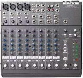 Consola MACKIE 1202 VLZ PRO