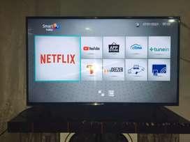 Vendo televisor kalley 43 pulgadas smart tv  nuevo