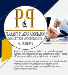 Académicos Especializados y Certificados en Investigación