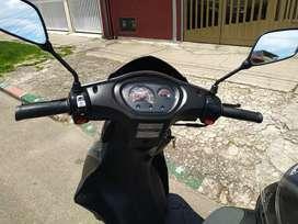 Venta motocicleta Kymco twist modelo 2020
