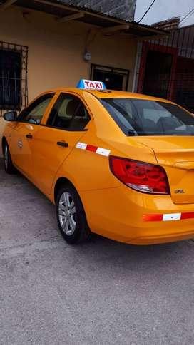Vendo Taxi amarillo 2020