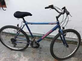 Bicicleta hombre .rodado 26