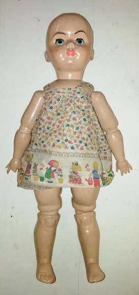 Muñeca Antigua Articulada