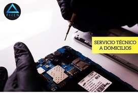 Servicio Técnico en celulares, portatiles, tablets, parlates y mucho mas