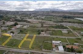 Ibarra, terreno, 512 m2, venta, frente de 16m