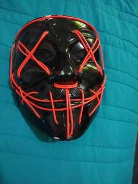 Máscara de la purga