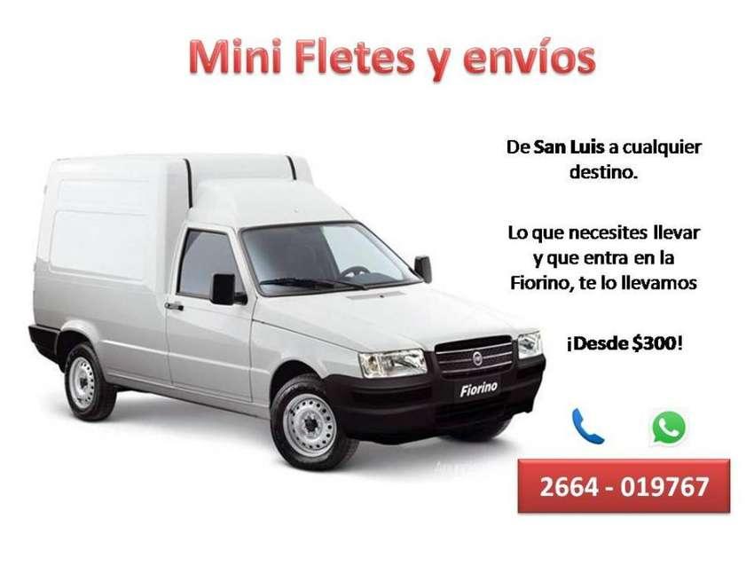 Mini Fletes 0