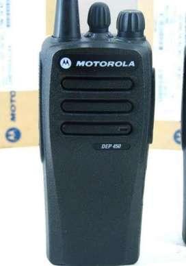 Radio Portatil Motorola DEP 450