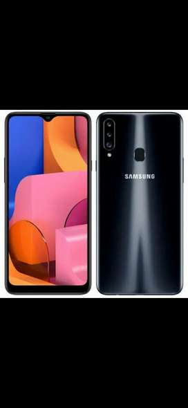 Celular Samsung A20 S