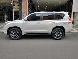 Toyota prado Txl segunda seri
