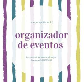Organizador de Eventos