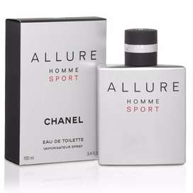 Perfume Chanel Allure Homme Sport 100ML EDT