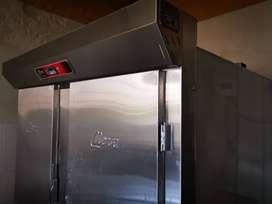 Camara de fermentacion de panaderia(Nova) para cuadro coches,
