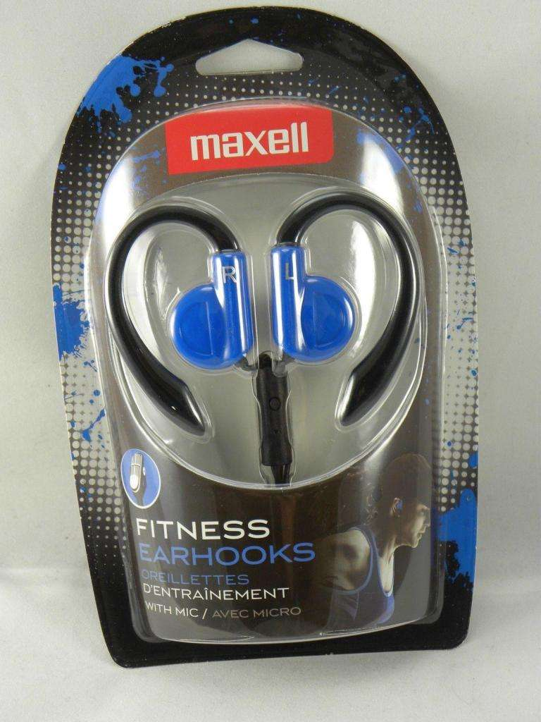 1x3mil.Maxell Fitness.audifonos Micrófono, a cable 0