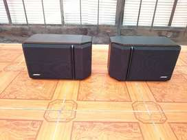 Parlantes Bose modelo 201 serie 4