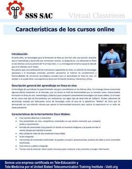Tele Educación - Distance Learning - a dintancia