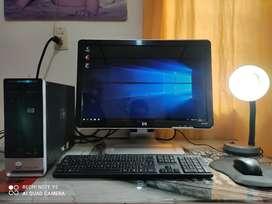 Computador de escritorio HP Pavilion.