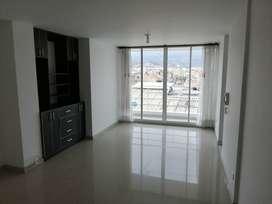 Arriendo amplio apartamento