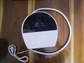 Filtro purificador de agua con ozono + dos filtros adicionales