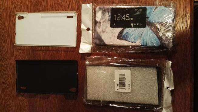 Fundas rígidas para celular Huawei P7 y P7 mini 0