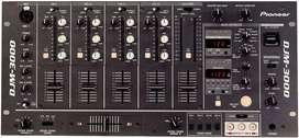 Pioneer Djm3000 Mixer Profesional