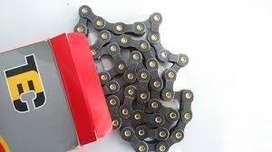 Cadenilla TEC C9 9 velocidades 1/2x11/128 116 eslabones