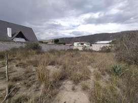 Vendo terreno en Urb. LA PAMPA pomasqui