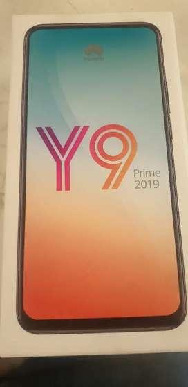 Vendo celulares Huawei Y9 prime