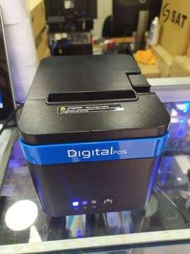 Impresora Térmica Pos 80mm De Alta Velocidad Con Cortadora.