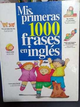 Mis primeras mil frases en inglés