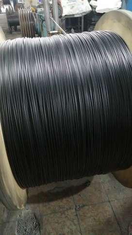Cables y alambres en aluminio