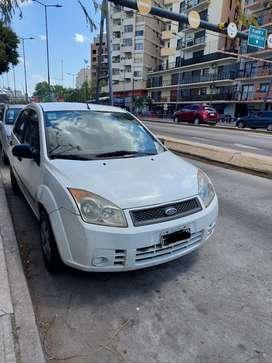 Ford fiesta 1.6 ambiente plus mp3 2008