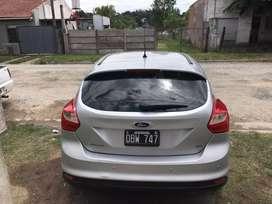 Vendo ford focus 2.0 se plus 2014  full full