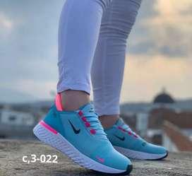 Zapato Tennis Deportivo Nike Para Dama