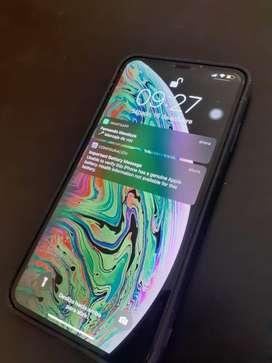 Vendo Iphone XS Max 256gb liberado face id ok 9.8/10