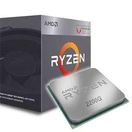 Microprocesador Ryzen 3 2200G