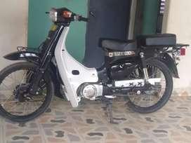 Vendo moto fr 80, en muy buen estado.
