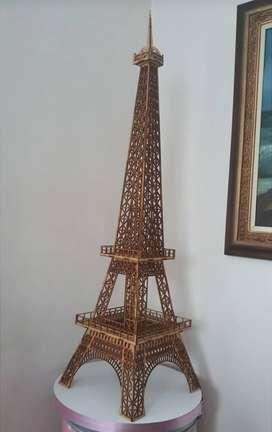 Venta torre Eiffel mdf
