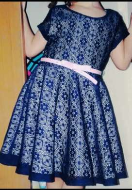 Vestido para niña talla 3t americano