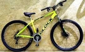 Bicicleta Glock 29 envíos sin cargo zona oeste
