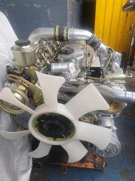 Motor diesel Qd 32