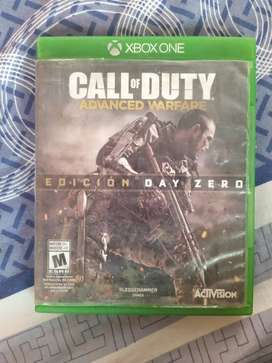 Call Of Duty Advanced Warfare Edición DayZero