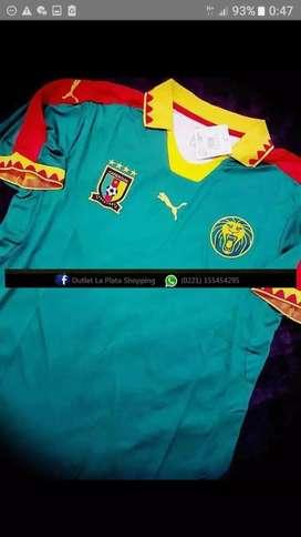Camiseta Camerún XL