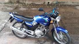 Motocicleta Yamaha Libero