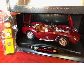 Ferrari 250 Testa Rossa 1957de Burago escala 1/50.