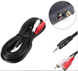 Cable De Audio Puerto Auxiliar Gruponatic San Miguel