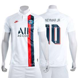 Camiseta Original Psg Visita 19-20 Paris Mbappe Neymar París Saint-Germain Football Club