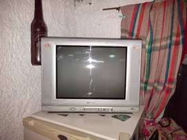 TV convencional de 21 pulgadas