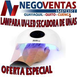 LAMPARA UV LED SECADORA DE UÑA